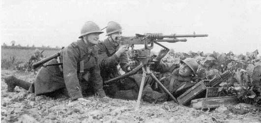 mitrailleuse Hotchkiss 14